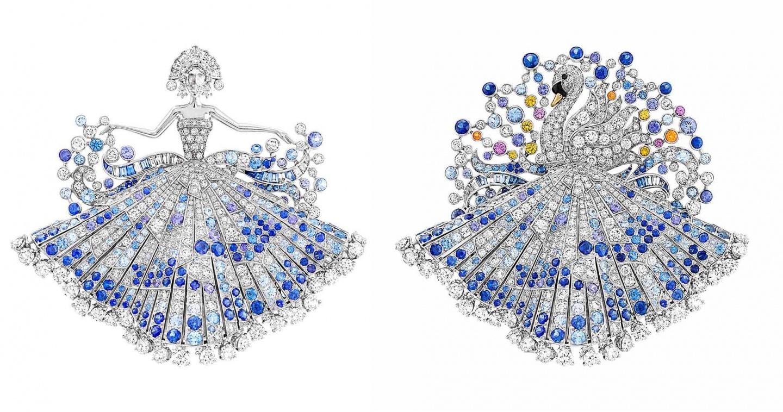 きらめく宝石たちが踊り、愛を囁く。ヴァン クリーフ&アーペルから、秘密を隠したハイジュエリー コレクション「Le Secret」(2)―Van Cleef & Arpels(ヴァン クリーフ&アーペル)