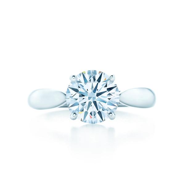 ティファニー ハーモニー エンゲージメント リング(1)―Tiffany & Co.(ティファニー)