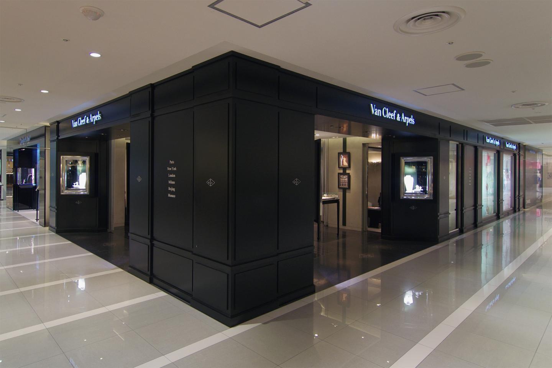 大丸京都店―Van Cleef & Arpels(ヴァン クリーフ&アーペル)