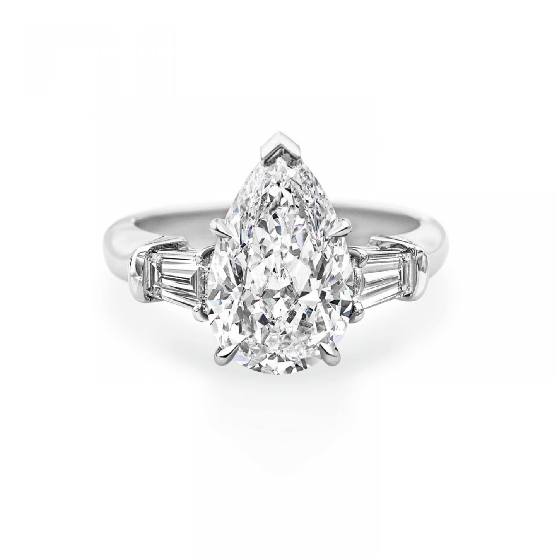 ハリー ウィンストン 婚約 指輪 値段