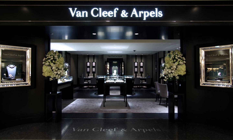 髙島屋大阪店―Van Cleef & Arpels(ヴァン クリーフ&アーペル)