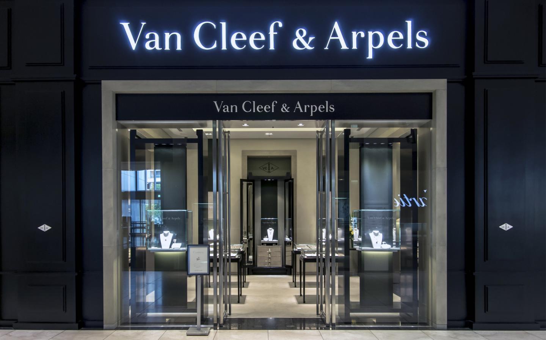 名古屋ミッドランドスクエア―Van Cleef & Arpels(ヴァン クリーフ&アーペル)