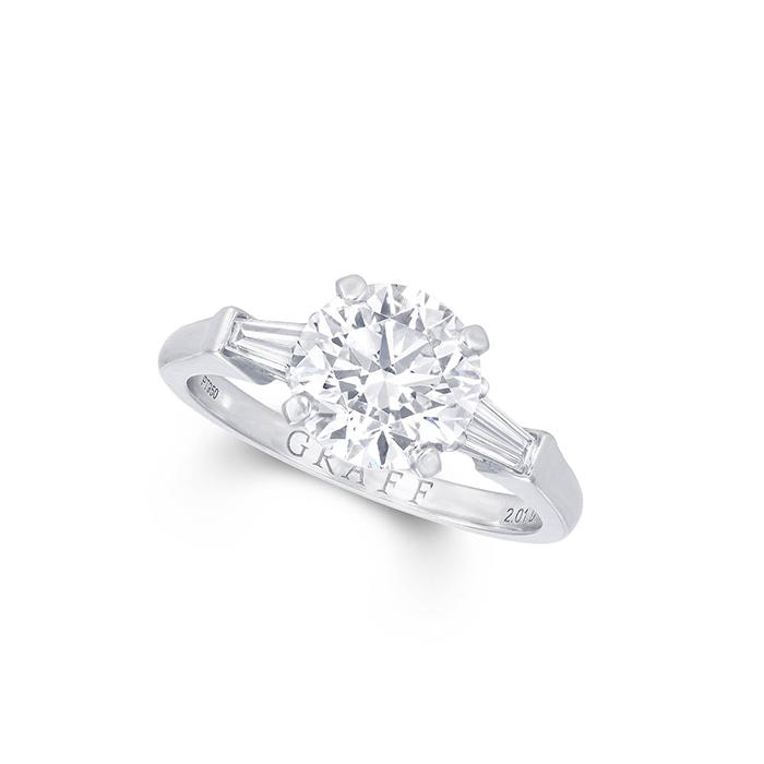 ザ グラフ プロミス婚約指輪