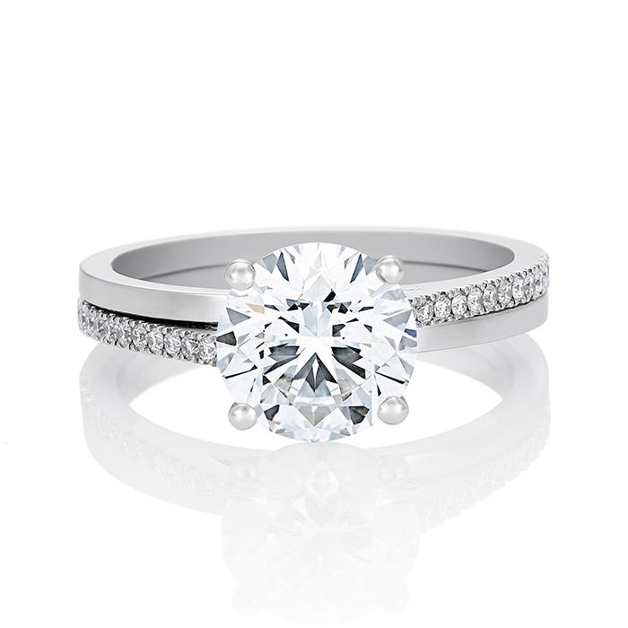 デビアス プロミス婚約指輪
