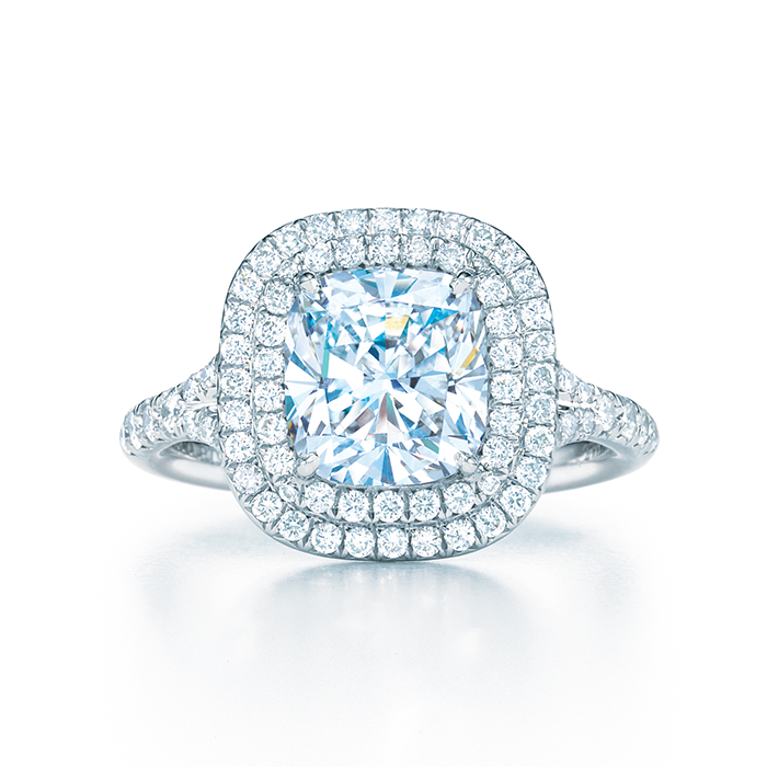 ティファニー ソレスト ダイヤモンド エンゲージメントリング
