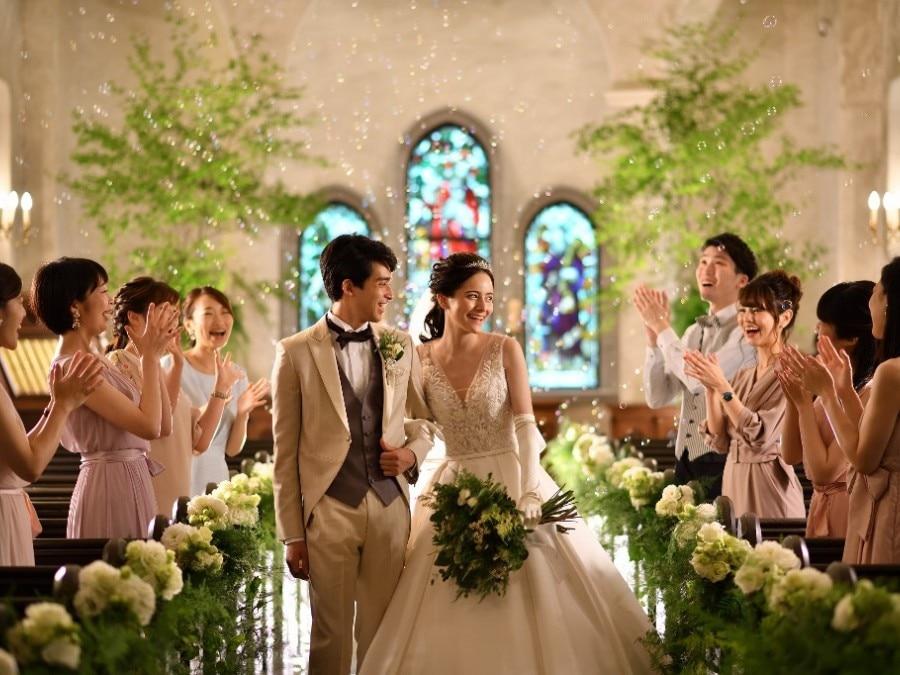 ホテルモントレ仙台で結婚式 マイナビウエディング