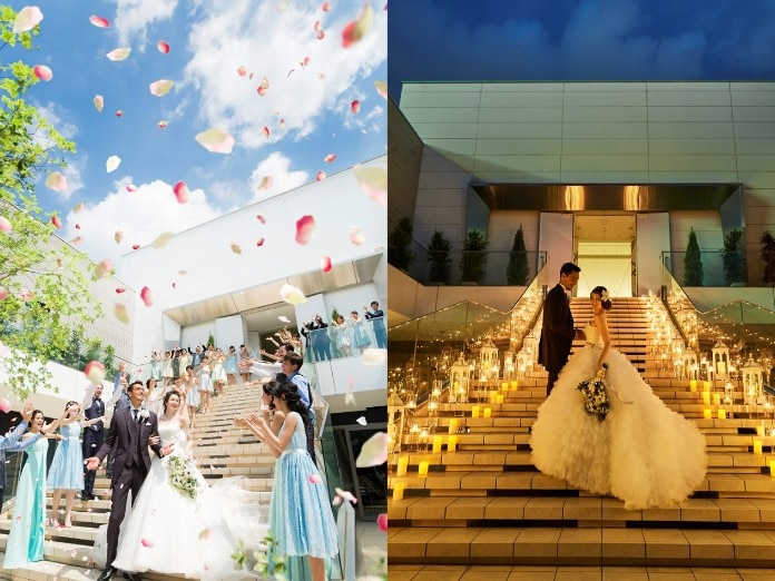 アルカンシエル luxe mariage 名古屋 ●アルカンシエルグループ