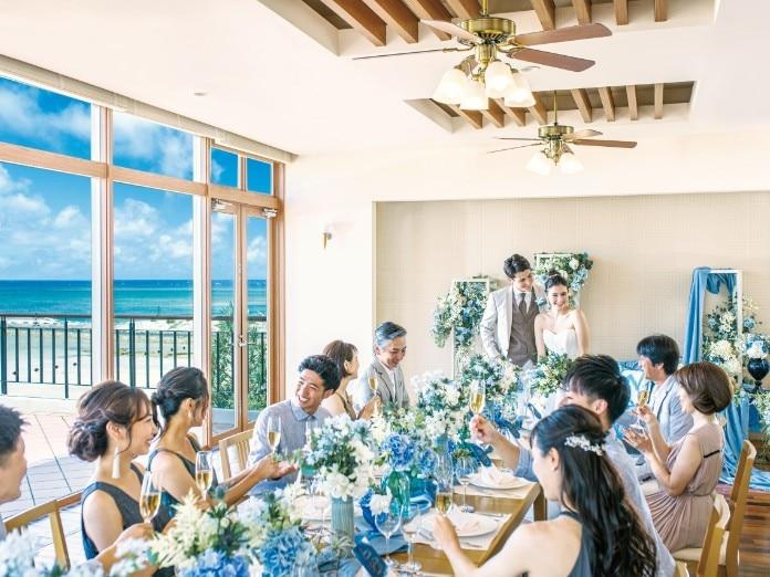 少人数の沖縄ウエディング