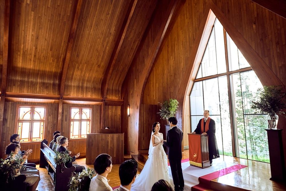 京都ノーザンチャーチ北山教会 ●TAKAMI BRIDAL
