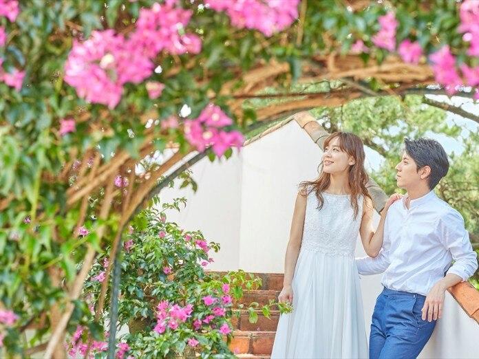 画像提供:ブルー インフィニティー●イル・ド・レ(小さな結婚式)