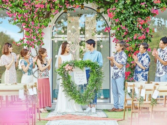 沖縄結婚式 いろんな形の挙式を検討してみよう