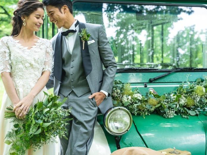 軽井沢での結婚式の費用相場は?