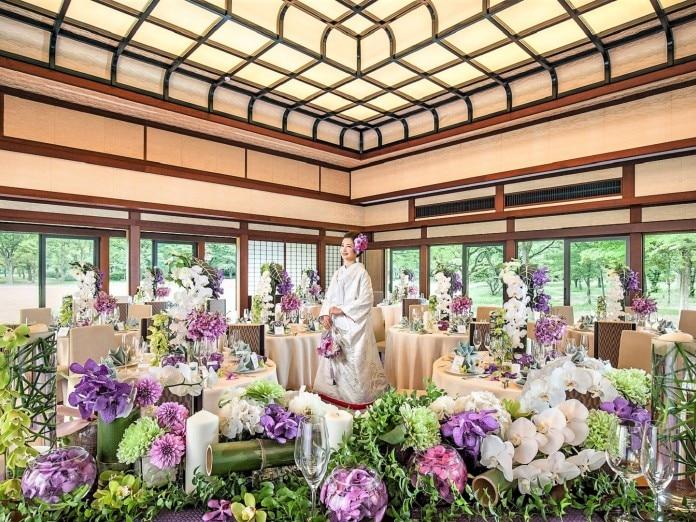 大阪城西の丸庭園 大阪迎賓館 ●VMG HOTELS & UNIQUE VENUES
