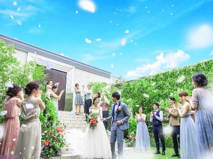 アルカンシエル横浜 luxe mariage