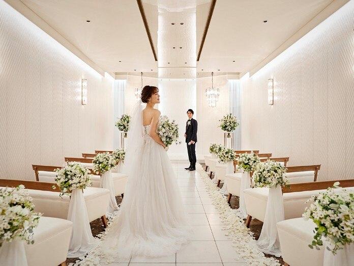 小さな結婚式 お台場店