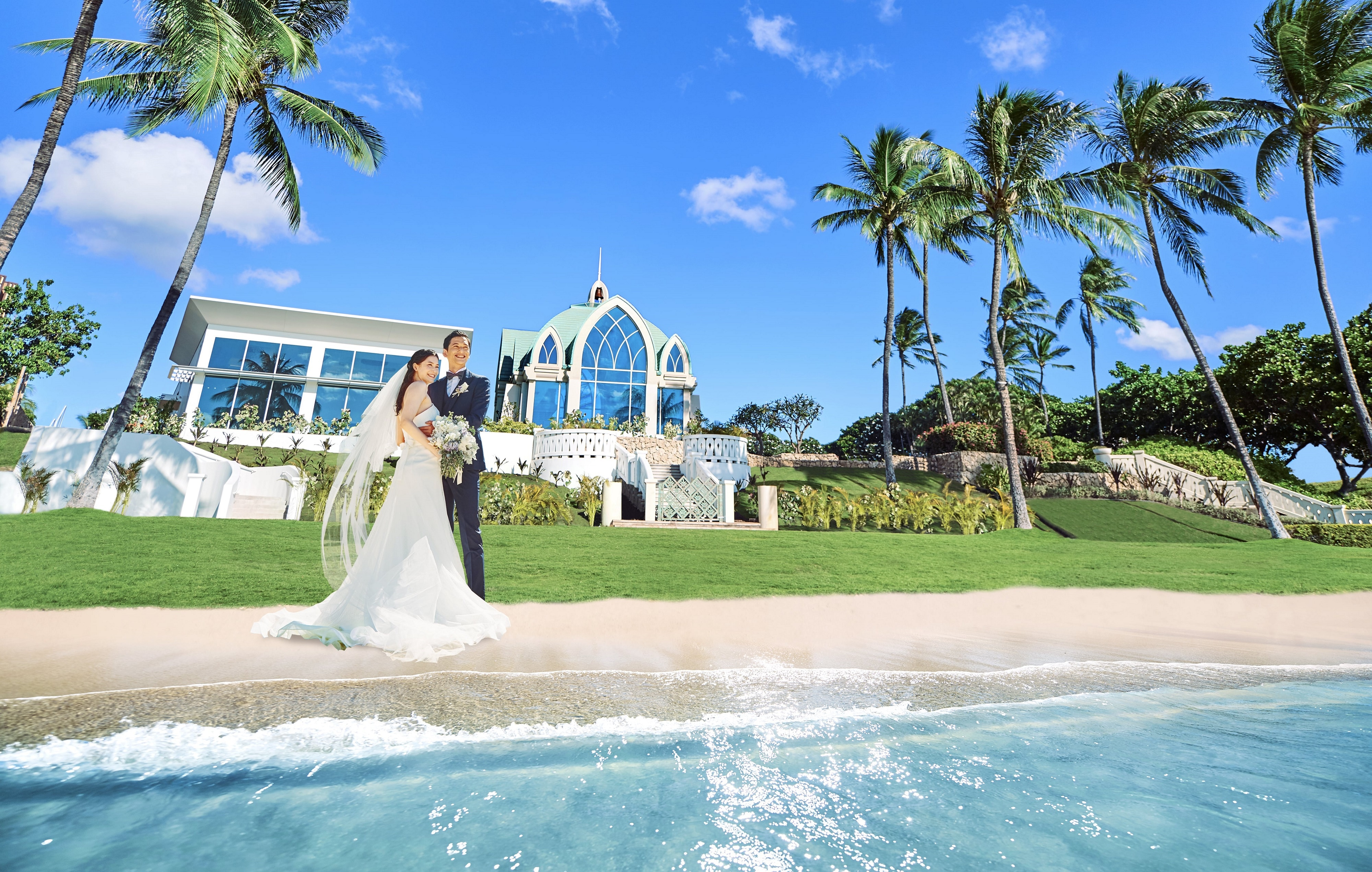 ハワイ挙式