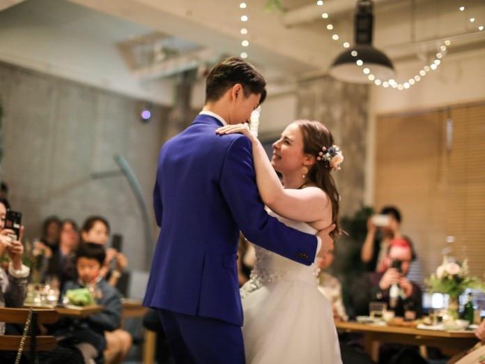 ファーストダンス