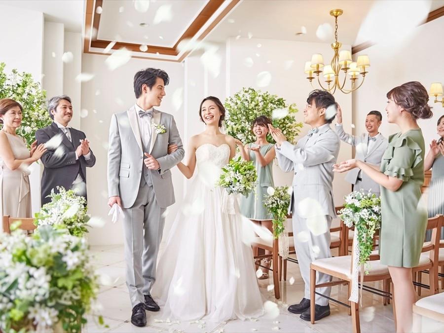 小さな結婚式 表参道店 で結婚式 マイナビウエディング