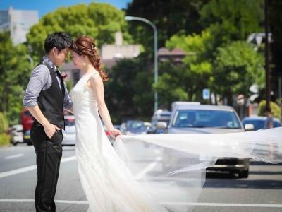 2部制wedding