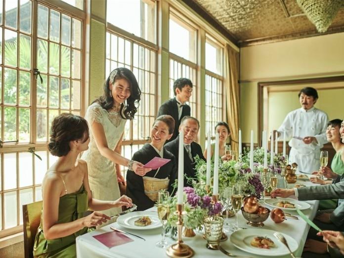 少人数結婚式画像