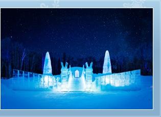 氷の教会イメージ画像