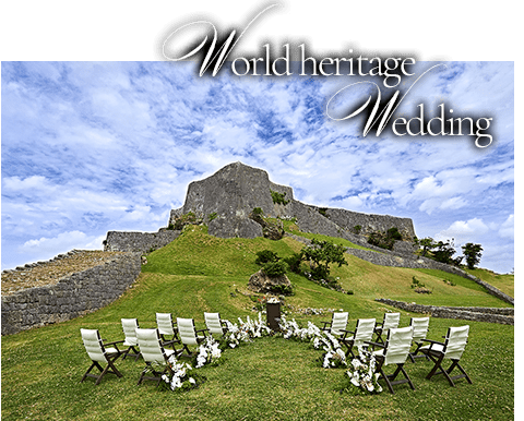 World heritage Wedding