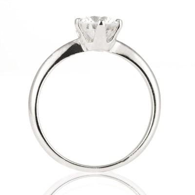 0e91e18415 1カラット ANYBELLE プラチナ ダイヤモンドリング 婚約指輪(婚約指輪 ...