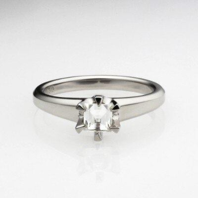 CLEAR STUDS DIAMOND RING02